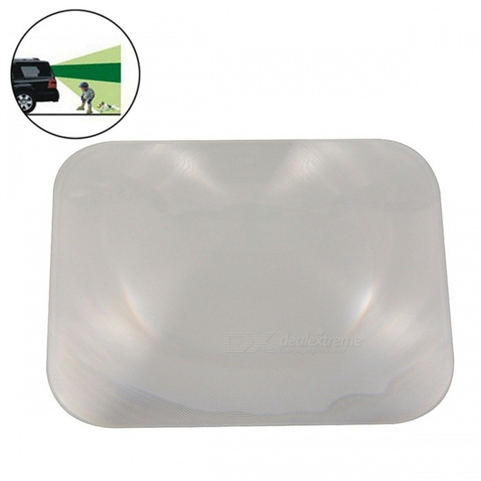 Buy ZIQIAO Wide Angle Fresnel Lens Car Parking Reversing Sticker with Litecoins with Free Shipping on Gipsybee.com