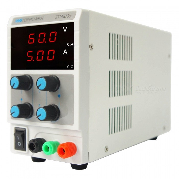 SKY TOPPOWER STP6005 Adjustable 60V / 5A / 300W DC Power Supply