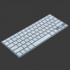 Silicone Keyboard Protective Cover for Apple Macbook - White