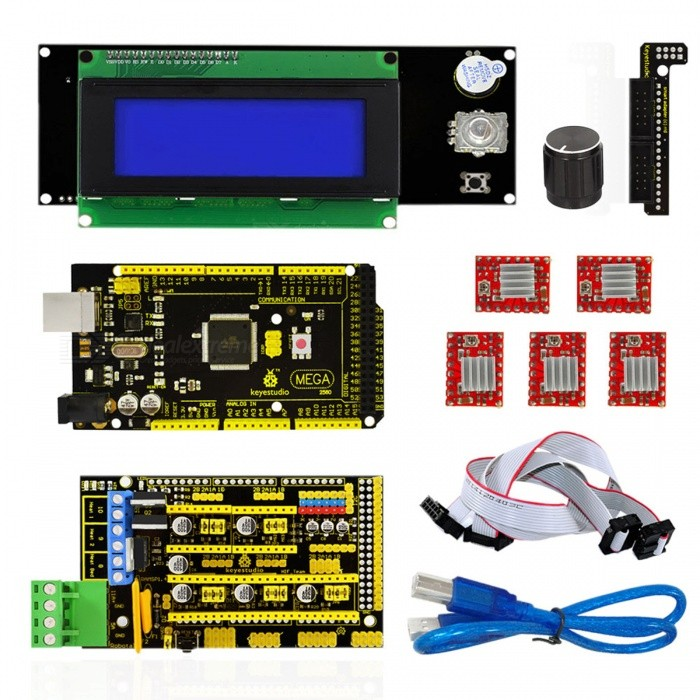 Keyestudio 3D Printer Kit for Arduino RepRap