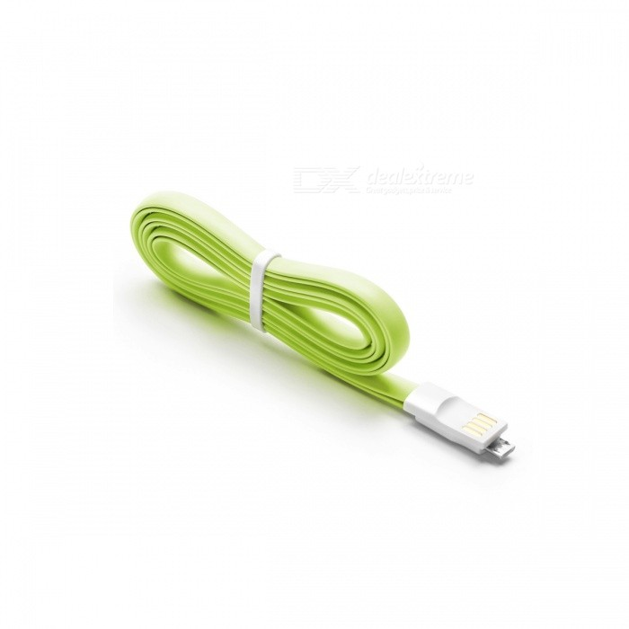 Xiaomi Micro USB Male to USB Male Fast Charging Data Cable - Green