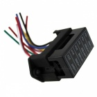 IZTOSS F688 6-Way Circuit Fuse Box for Cars Trailers