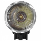 Multifonctionnel 3-Mode PC + LED lampe / bicyclette lampe phare - noir