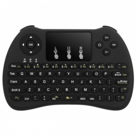 H18 2 4GHz Mini Wireless Keyboard Air Mouse w/ Touchpad