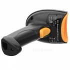 USB 2.0 Wired 2D Barcode Scanner / QR code Scanner - Black