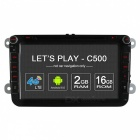 Ownice C500 Android 6.0 Quad Core HD Car DVD player for VW Passat Golf