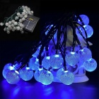 Joyshine-50-LED-Solar-Ball-Shaped-Christmas-Blue-String-Lights