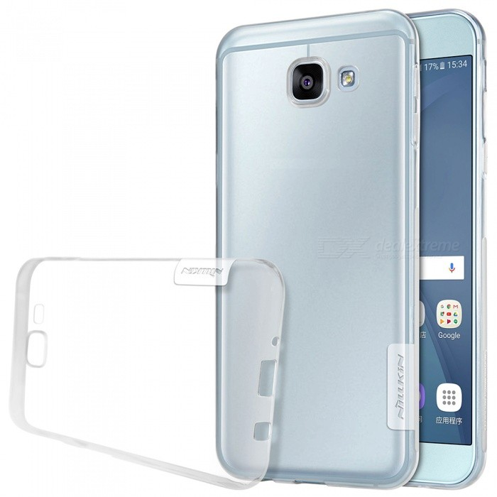 NILLKIN TPU Protective Case for Samsung Galaxy A8 (2016) - Transparent