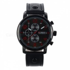 8192-Military-Style-Alloy-PU-Leather-Strap-Mens-Quartz-Watch-Black