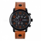 8192-Military-Style-Alloy-PU-Leather-Strap-Mens-Quartz-Watch-Orange
