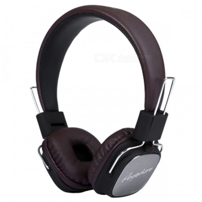 REMAX RM-100H 3.5mm Plug HiFi Wired Headset w/ Mic - BrownHeadphones<br>Form  ColorBrownShade Of ColorBrownRemoteYesWith MicrophoneBuilt-inConnector3.5mmVolume ControlSupportBrandOthers,REMAXModelRM-100HMaterialABSQuantity1 DX.PCM.Model.AttributeModel.UnitConnection3.5mm WiredBluetooth VersionNoCable Length120 DX.PCM.Model.AttributeModel.UnitLeft &amp; Right Cables TypeEqual LengthHeadphone StyleHeadband,In-EarWaterproof LevelIPX0 (Not Protected)Applicable ProductsUniversalHeadphone FeaturesVolume Control,With Microphone,Lightweight,Game Headset,For Sports &amp; ExerciseSupport Memory CardNoSupport Apt-XNoChannels2.0SNR58dBSensitivity105dB±3dBTHD5Frequency Response20-20000HzImpedance32 DX.PCM.Model.AttributeModel.UnitDriver Unit40mmPacking List1 * REMAX RM-100H Headset1 * Audio Cable, (100cm)1 * Bilingual User Manual in English and Chinese<br>