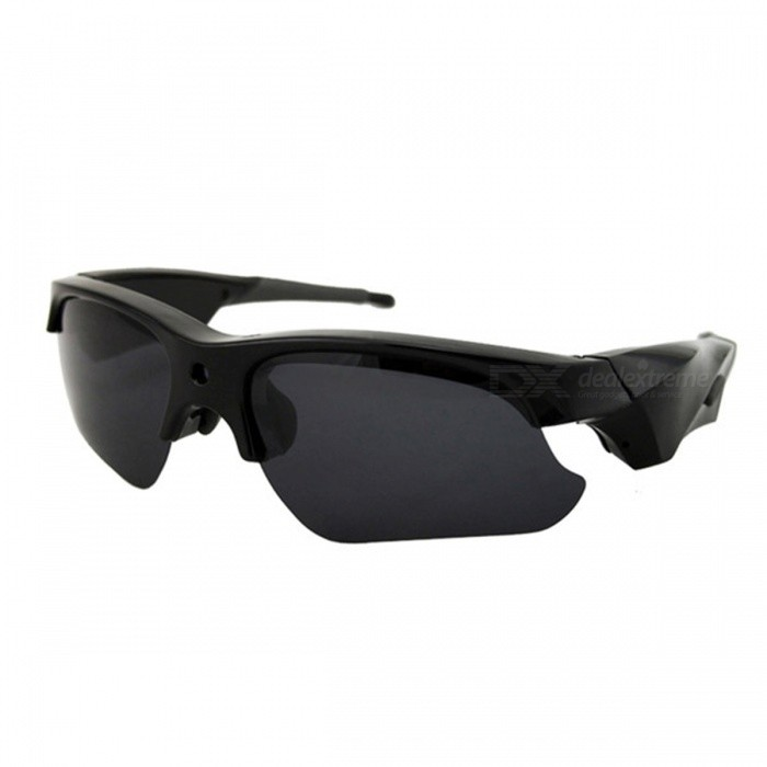 SG110 Waterproof HD 1080P Video Recorder Sunglasses w/ 8GB Storage