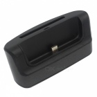 OTG Charging Dock w/ Charging Cable for LG V20 - Black