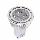 10Pcs YWXLight GU10 4W 4-SMD 3030 Projecteurs 3000K LED blanc chaud