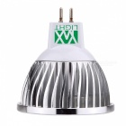 10Pcs YWXLight MR16 4W SMD 3030 LED Spotlights Warm White AC/DC12V