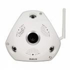 HOSAFE 960P 1,3 megapikselin Wi-Fi Fisheye Panoramic VR IP-kamera, jossa on 32 Gt muistia