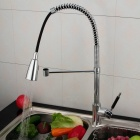F-0525-Fashion-Brass-Spring-Pull-out-Pull-down-Kitchen-Faucet