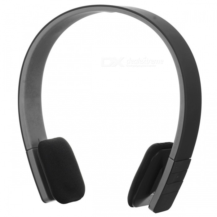 LC-8200 High-Fidelity Bass Bluetooth V4.1 Stereo Headphone - BlackHeadphones<br>Form  ColorBlackBrandOthers,N/AModelLC-8200MaterialABSQuantity1 DX.PCM.Model.AttributeModel.UnitConnectionBluetoothBluetooth VersionBluetooth V4.1Operating Range10mConnects Two Phones SimultaneouslyNoCable Length0 DX.PCM.Model.AttributeModel.UnitHeadphone StyleHeadbandWaterproof LevelIPX0 (Not Protected)Applicable ProductsUniversalHeadphone FeaturesEnglish Voice Prompts,Phone Control,Volume Control,With Microphone,LightweightRadio TunerNoSupport Memory CardNoSupport Apt-XNoSNR80dBTHD5%Frequency Response80Hz~20KHzImpedance32 DX.PCM.Model.AttributeModel.UnitBattery TypeLi-ion batteryBuilt-in Battery Capacity 280 DX.PCM.Model.AttributeModel.UnitPower AdapterUSBPower Supply5V1APacking List1 x Headphone1 x Charging Line (30cm)1 x Chinese / English user manual<br>