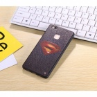 Superman Mark Pattern HD Embossed Edge Back Case for Huawei P9 Lite