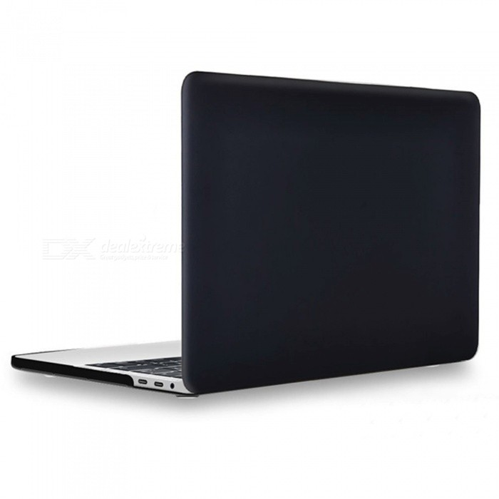 Buy Hat-Prince Slim Matte Case for MacBook Pro 13.3 inch 2016 - Black with Litecoins with Free Shipping on Gipsybee.com