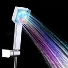 Grade-A-ABS-Chrome-Finish-7-Colors-LED-Shower-Head-Silver