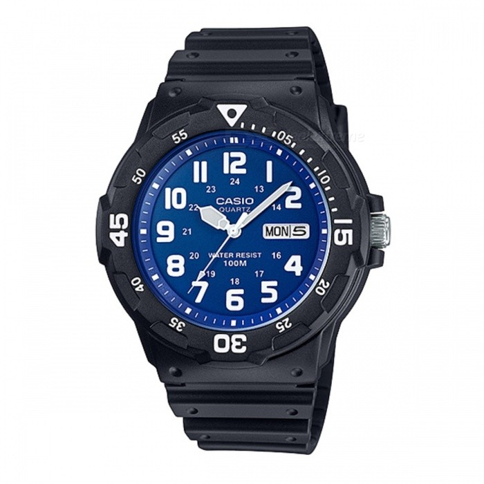 Casio-MRW-200H-2B2VDF-Casual-Watch-BlackBlue-(Without-Box)
