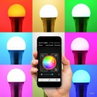 YouOKLight E26/E27 8-LED Wireless Bluetooth Control Smart LED Bulb