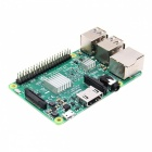 Kit 4 en 1 raspberry pi 3 - negro