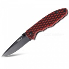 TeKUT-Outdoor-Folding-Knife-Red