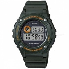 Casio W-216H-3BVDF Sport Watch - Green (Without Box)