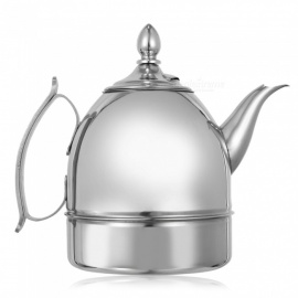 1L-Thickened-Stainless-Steel-Wishful-Pot-Teapot-with-Filter-Silver