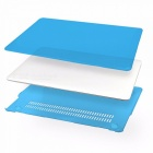 "Hat-Prince Crystal Case for MacBook Pro 15.4"" 2016 - Light Blue"