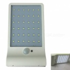 Ismartdigi-38W-36-LED-Wall-Mount-Solar-Powered-Sensor-Lamp-White