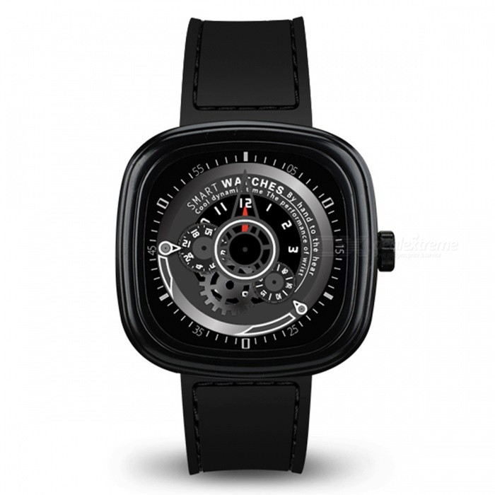 54ebaaf647fb M2 Bluetooth 4.0 Smart Watch for iOS   Android - Black - Free ...
