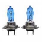 H7 12V 100W 6000K Aurora White Light Auto halogeenivalonheittimiä (2PCS)