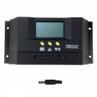 CM3024Z-30A-PWM-Solar-Charge-Controller-w-LCD-Display-Black