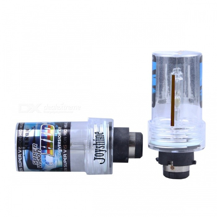 Buy Joyshine D2S 55W 3200lm 4300K Natural White Car HID Xenon Lamp Bulbs with Litecoins with Free Shipping on Gipsybee.com