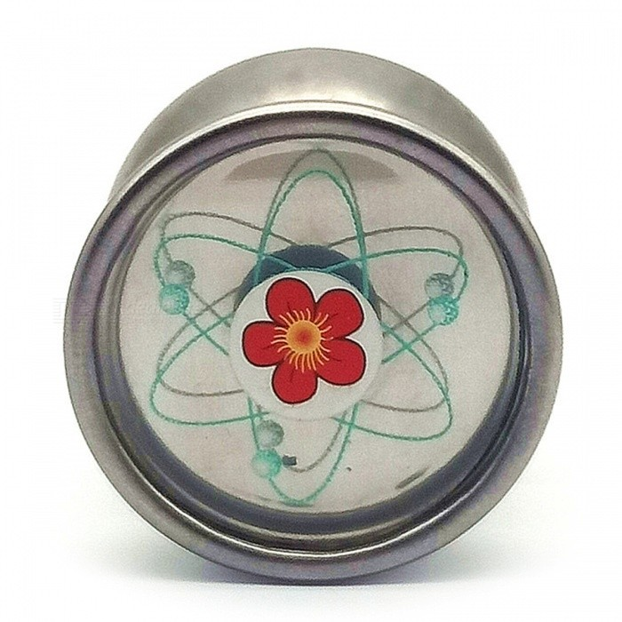Creative Flower Icon Stainless Steel Yo-Yo Toy