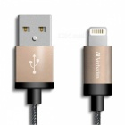 Verbatim Apple rahalaitos Certified 30cm Step-Up Lightning Cable - Golden