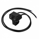 Eastor-12V10A-Aluminium-Alloy-2-Way-Motorcycle-Switch-Black