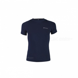 NUCKILY-Outdoor-Cycling-Short-Sleeved-T-Shirt-(Sapphire-Blue)