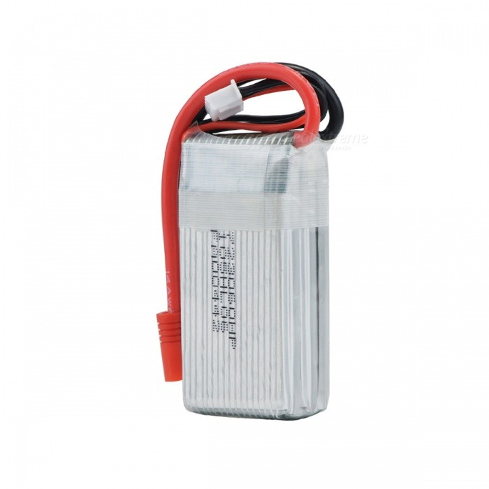 HJ 3S 11.1V 1200mAh 25C Lipo Battery for RC Boat Helicopter