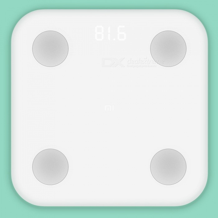 New 2017 Xiaomi Bluetooth 4.0 Ultra tenké tělo Scale