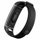 Zeblaze ZeBand Plus Bluetooth 4.0 Inteligentní náramek - Black + Gray