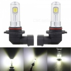MZ-9005-HB3-91459140-40W-12V-LED-Car-Fog-Lights-DRL-Conversion-Bulbs