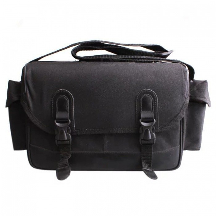 Buy i-109 Camera Bag for All DSLR and Mini DSLR DV Cameras - Black with Litecoins with Free Shipping on Gipsybee.com