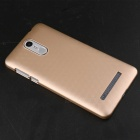 "OCUBE Hard PC Protective Bak täcker fallet för 5,5"" Leagoo M8 - Golden"