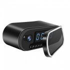 HD 1080P Wi-Fi Mini Hidden Elektronické hodiny DVR w / 8GB Storage