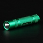 Convoy S2+ 1000lm XM-L2 T6 3 / 5 Modes LED Flashlight Torch - Green