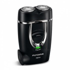 FLYCO-FS711-Rotatable-Rechargeable-Dual-Head-Electric-Shaver-Black